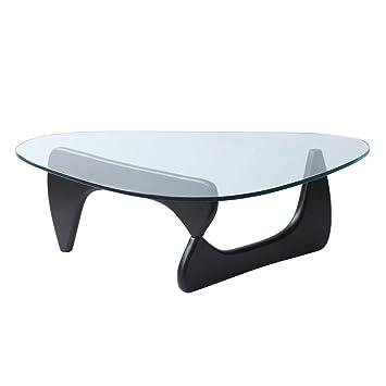 Fine Mod Tribeca Coffee Table, Black