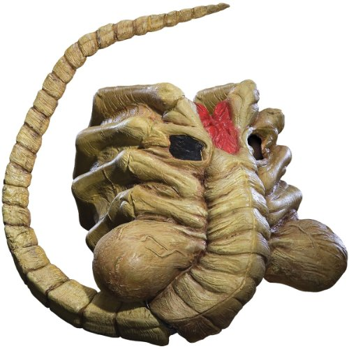 Alien Face Hugger Mask Costume Accessory