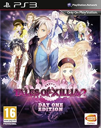 Tales of Xillia 2 Day 1 Edition (PS3)