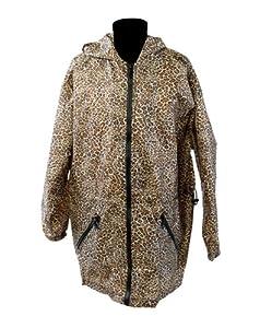 Shed Rain Packable Anorak Cheetah Small/medium by Shed Rain