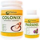 Dr. Natura Colonix Intestinal Fiber & Paranil Combo