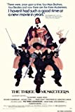 Oliver Reed, Raquel Welch and Richard Chamberlain in The Three Musketeers 24x36 Poster