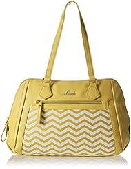 Lavie Women's Handbag (Yellow) (HHCS463163I3)