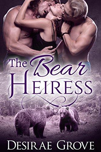 Free Kindle Book : The Bear Heiress (A BBW Menage Bear Shifter Romance)