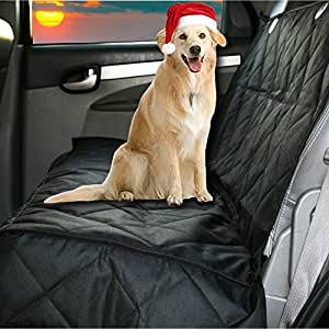 Dog Car Seat Cover with Side Flaps