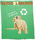 Garbage Pantz GP-BJ Can Cover, Recycling Puppy Design
