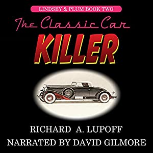 The Classic Car Killer Audiobook