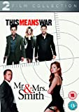 This Means War / Mr. and Mrs. Smith Double Pack [DVD] [2005]