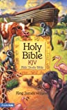 img - for KJV KIDS STUDY BIBLE (Bible Kjv) by NO AUTHOR ( 2010 ) Hardcover book / textbook / text book