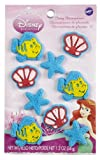 Wilton 710-4355 Disney Princess Ariel Icing Decorations
