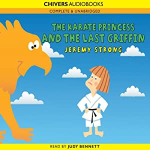 The Karate Princess and the Last Griffin | [Jeremy Strong]