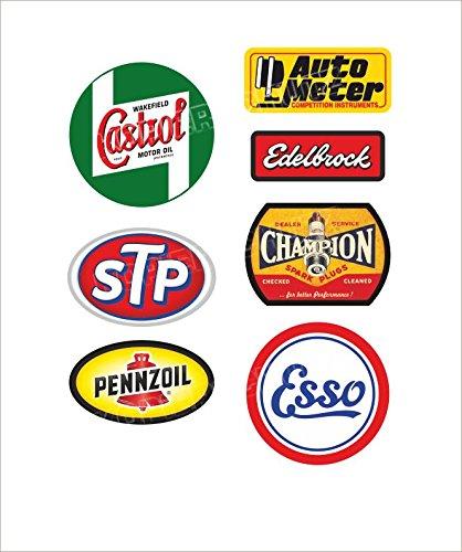 557-1-set-castrol-stp-edelbrock-pennzoil-aufkleber-sticker-usw