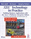 img - for J2EE(tm) Technology in Practice: Building Business Applications with the Java(tm) 2 Platform, Enterprise Edition by Rick Cattell (2001-06-04) book / textbook / text book