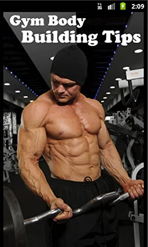 Gym Body Building Tips