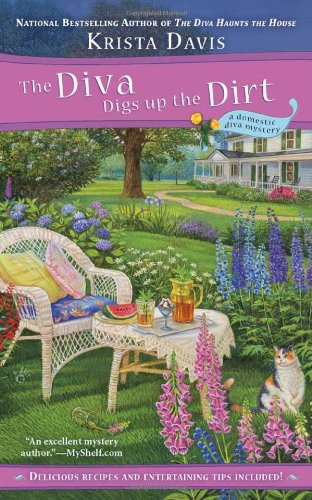 The Diva Digs Up the Dirt (A Domestic Diva Mystery) PDF