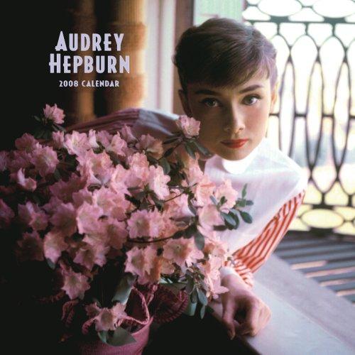 Audrey Hepburn 2008 Calendar