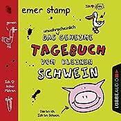 Das unwahrscheinlich geheime Tagebuch vom kleinen Schwein 1 | Emer Stamp