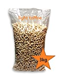 3KG Light Toffee Popcorn Ready-to-eat Jumbo Trade Bag