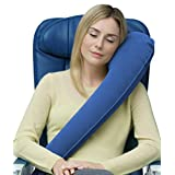Travelrest - Ultimate Travel Pillow - Lean Into It & Sleep - #1 Best Seller - Ergonomic Neck Pillow - Airplanes, Cars, Buses, Trains, Office Napping, Camping, Wheelchairs & Home (Ranked #1 by WSJ)
