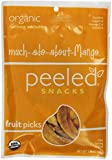 Peeled Organic Snacks, Much-Ado-About-Mango, 1.4 Ounce (Pack of 10)
