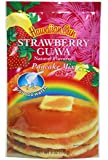 Strawberry Guava Pancake Mix, 6 Ounce Bag