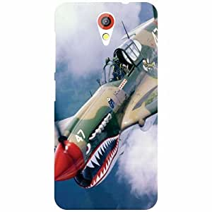 HTC Desire 620G Back Cover - Sky Is The Limit Designer Cases