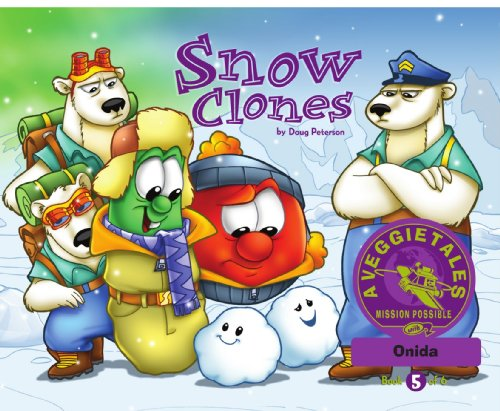 snow-clones-veggietales-mission-possible-adventure-series-5-personalized-for-onida-girl