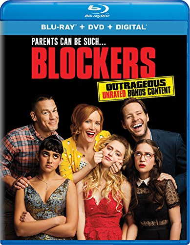 Blu-ray : Blockers (With DVD, 2 Pack, Digital Copy, 2PC)