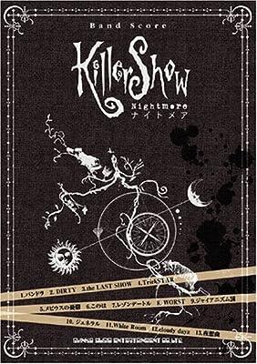 バンドスコア Nightmare/Killer Show (バンド・スコア)