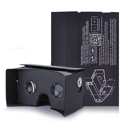 037a9852509 ... Google Cardboard Virtual Reality 3D Glasses DIY Kit - Easy Setup  39.99   24.99 ...