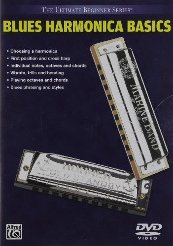 Ultimate Beginner: Blues Harmonica Basics [DVD] [2006]