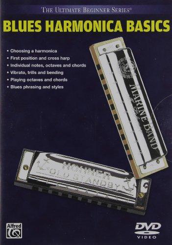Ultimate Beginner: Blues Harmonica Basics [DVD] [2006]
