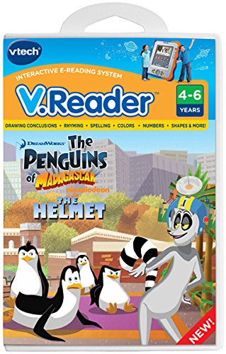 VTech - V.Reader Software - Penguins Of Madagascar