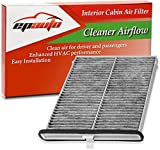 EPAuto CPJ6X (KD45-61-J6X) Mazda Premium Cabin Air Filter includes Activated Carbon