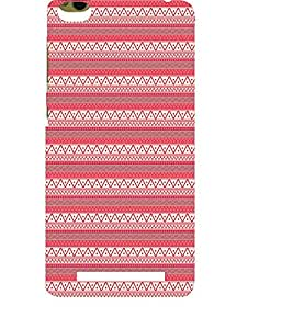 EPICCASE ethnic pattern Mobile Back Case Cover For Xiaomi 3S Prime (Designer Case)