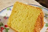 うわさになる 米粉シフォンケーキ(オレンジ) まっ直ぐ屋 ランキングお取り寄せ