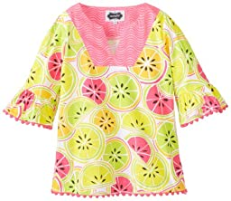 Mud Pie Baby Girls\' Citrus Swim Cover Up