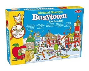Richard Scarry's Busytown Eye Found it Game