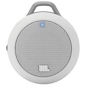 JBL Micro II enceinte portable rechargeable - Blanc