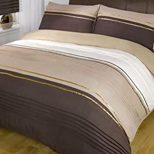 brown and gold bedding sets MtW0IA1K