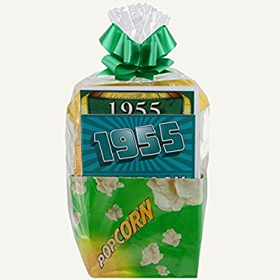 1955 Movie Night Package - 60th Birthday Gift or 60th Anniversary Gift