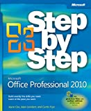Microsoft® Office Professional 2010 Step by Step (Step By Step (Microsoft)) (0735626960) by Joan Lambert