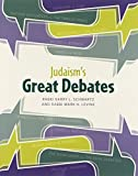 img - for Judaism's Great Debates book / textbook / text book