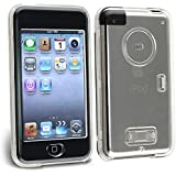 Insten® Hard Case skin Cover w/ Belt Clip Compatible With iPod®touch® 1st Generation 1G