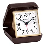 AcuRite 44531 Traveler Folding Alarm Clock