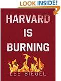 Harvard Is Burning (Kindle Single)