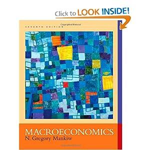 mankiw macroeconomics 6th edition pdf