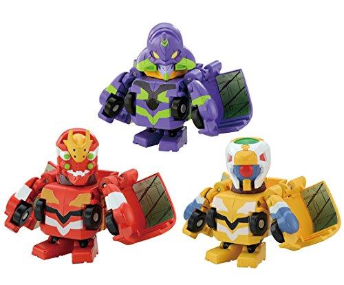 Transformers QTC02 rebuild of Evangelion ver. 3