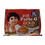 #8: Parle-G Biscuits - Gold, 500g Packet