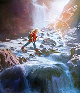 Angel Protectors 550pc Jigsaw Puzzle by Danny Hahlbohm